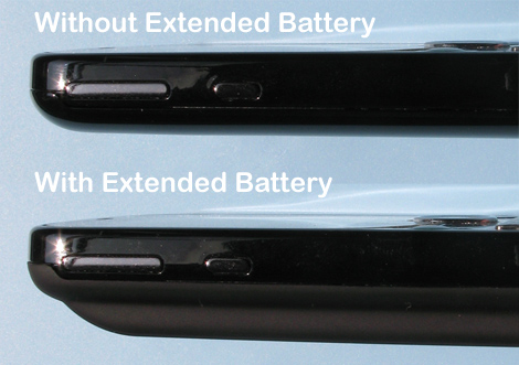 Extended-Battery-Thickness