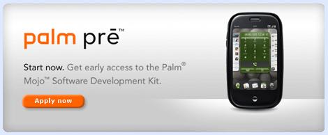 Palm-Pre-Mojo-SDK-