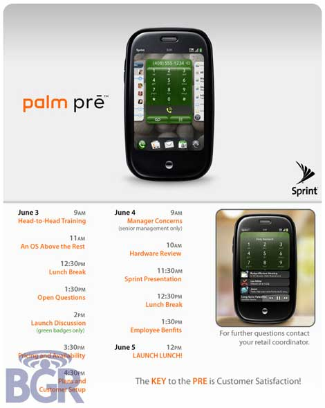 Palm-Pre-Release-Date