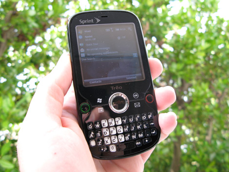 Sprint-Treo-Pro-In-Hand