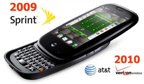 Verizon & AT&T Palm-Pre